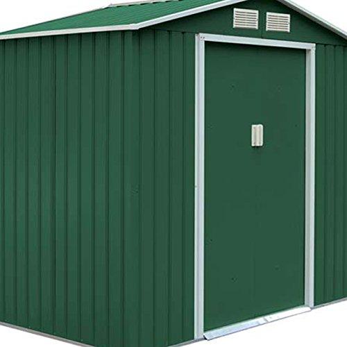 Box-Casetta-per-giardino-arredo-esterno-in-metallo-colore-verde-H195xP127xL213cm