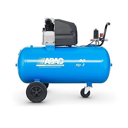 Abac - Compresor Coaxial 100Lt Con Aceite 3Cv 10Bar