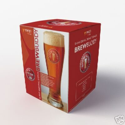 Brew Buddy Beer 40 Pints Home Brew Starter Kit