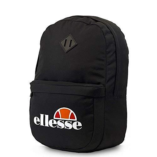 ELLESSE Allback Backpack Black Schoolbag SHAY0541 Ellesse Bags