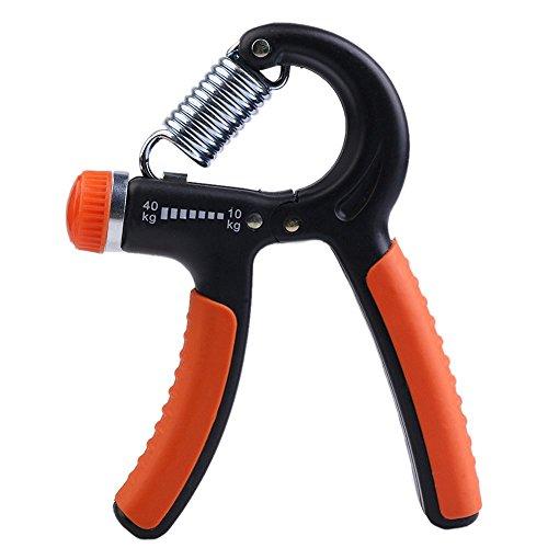 Hand Gripper - Best Hand Exerciser Grip | Strengthener Adjustable 10 KG to 40 KG |