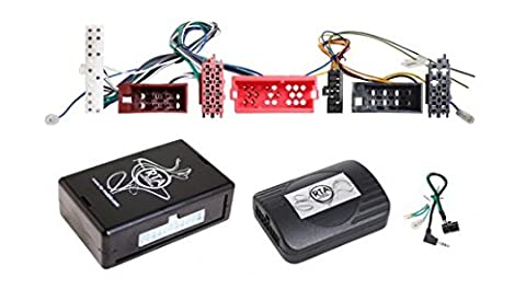 CAN BUS ADAPTER und Aktivsystemadapter mit Lenkradsteuerung für Audi ca.