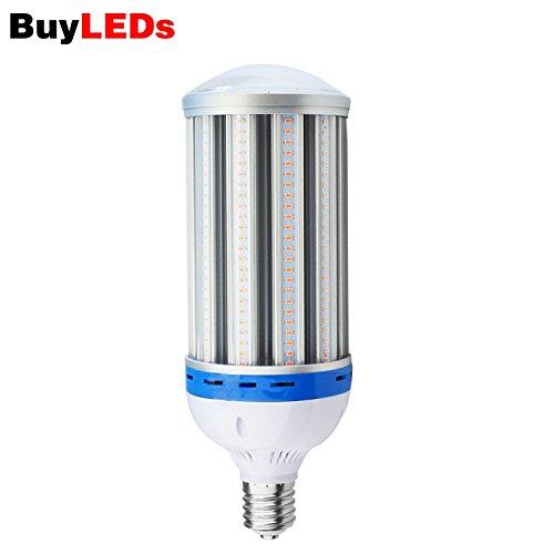 80W LED crecen luz ligera maíz LED espectro