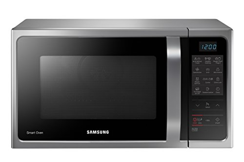 Samsung MC28H5013AS/EU Combination Microwave, 28 Litre, Silver