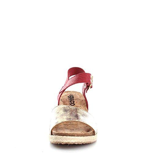 Igi&Co 7882200 Sandali Donna Corallo/Platino