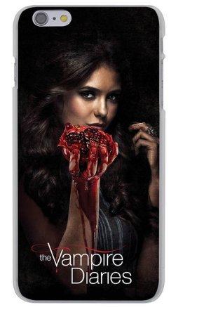 Coque iPhone 6/6S Série Vampire Diaries Katherine Pierce, coque iphone The Vampire Diaries
