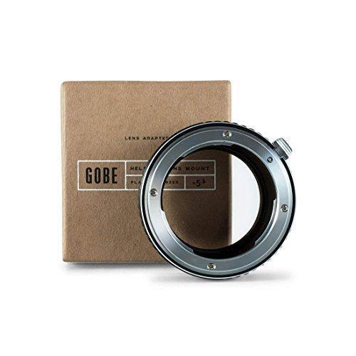 Gobe Lens Mount Adapter: Kompatibel mit Nikon F-Objektiv und Sony E-Kameragehäuse (Nikon Sony Adapter)