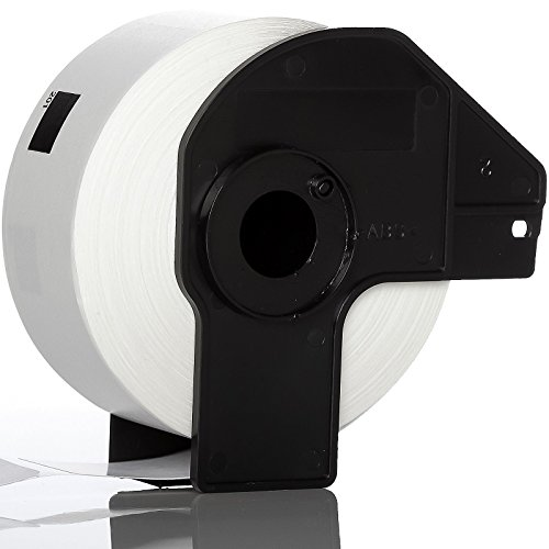 eTrader Direct Brother Compatible DK-11201 (29mmx90mm) 400 Brother Compatible Address / Shipping Labels