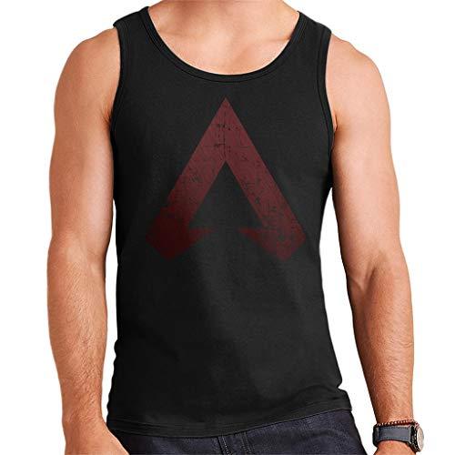 Apex Legends Distressed Logo Men's Vest -