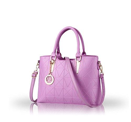 Bilis, Borsa a mano donna, Sapphire (Zaffiro) - Bilis-772 Purple