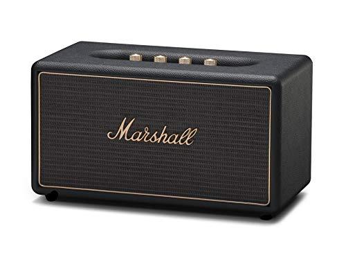 Marshall Stanmore Multi-Room Wi-Fi und Bluetooth Lautsprecher - Schwarz