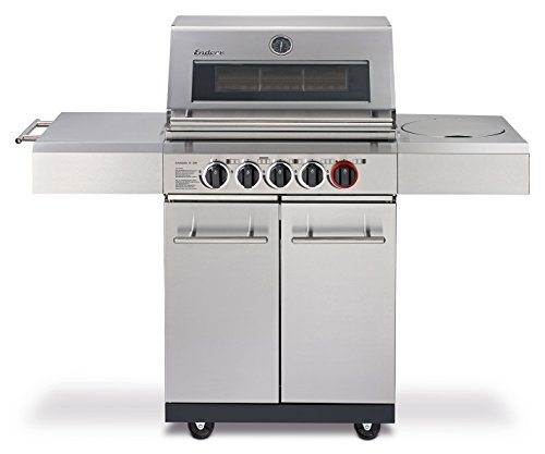 Enders BBQ Gasgrill KANSAS 3 SIK Turbo, Gas Grill 8725