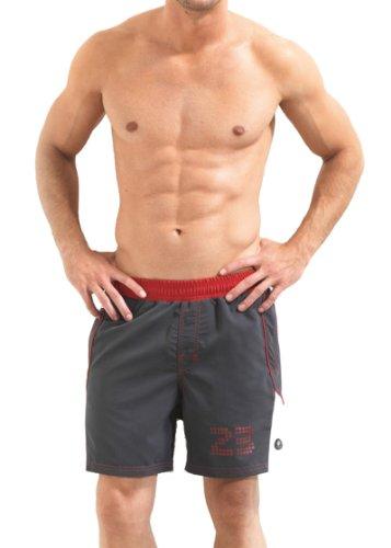 Blackspade Swim Shorts, Bermuda Shorts, Beach Shorts, Badehose - schnelltrocknend, Topqualität und perfekter Sitz - versch. Farben Mehrfarbig