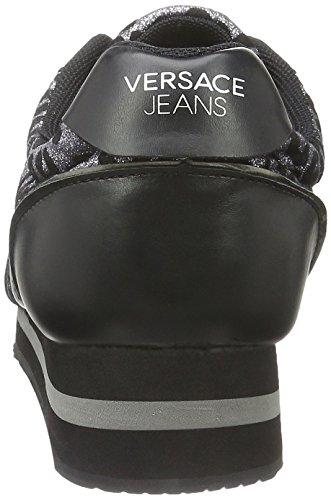Versace Running, Chaussures de Fitness Femme Noir - Nero (Nero-E899)