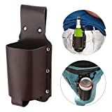 OurLeeme Beer Holster, Porta birra in metallo in metallo Accessori per birra Can Holster Regalo unico per uomo