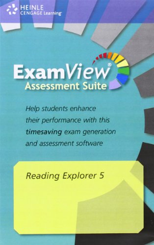 Reading Explorer 5 Assessment CD-ROM