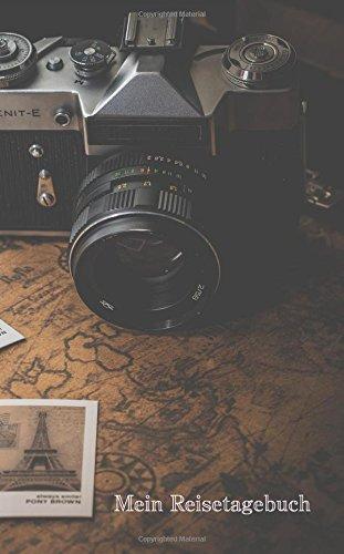 Mein Reisetagebuch: Reiselogbuch, Geschenkidee Reisen, Weltreise Accessoir, Tagebuch zum Schreiben, Travel-Tagebuch, Mitmachbuch Urlaub, Reisenotizen. (Travel Explorer Sketchbook Diary)