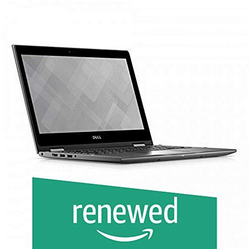 (Renewed) Dell Inspiron 13 5378 13.3-inch Laptop (7th Gen Core i3-7100U/4GB/1TB/Windows 10/Integrated Graphics), Grey