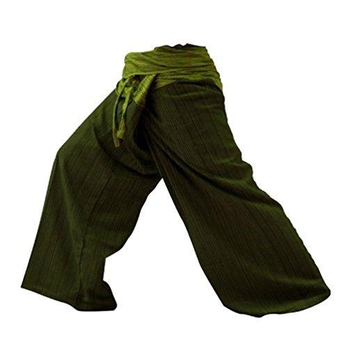 Angenehm zu tragen 2Ton Thai Fisherman Hose Yoga Hosen -