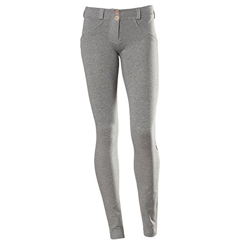 FREDDY  Pantalone WR.UP® SHAPING EFFECT LOW WAIST SKINNY WRUPSNUG1L (GRIGIO, L)
