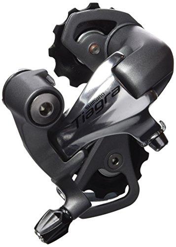 Shimano Tiagra RD-4601 Schaltwerk 10-fach silber 2016 Mountainbike (Rennrad Schaltwerk)