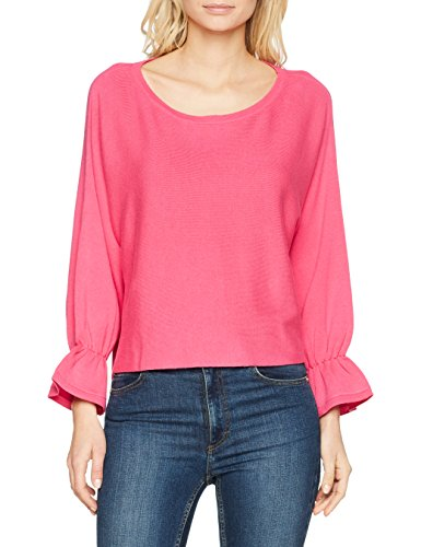 comma Damen Poncho 81.803.90.4466, Rosa (Pink 4462), One Size
