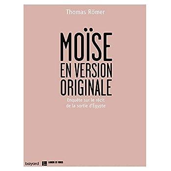 Moïse en version originale