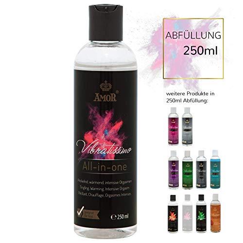 250ml Flasche AMOR Vibratissimo®