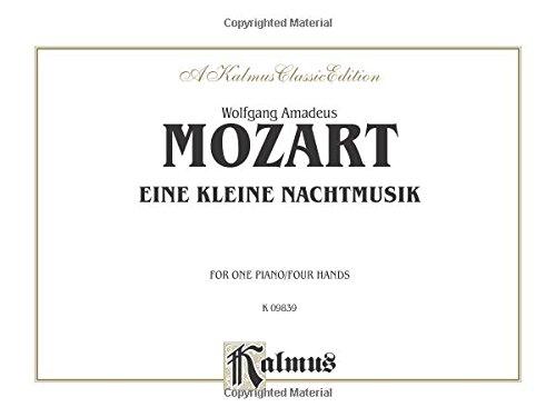 ik (K. 525) (Kalmus Edition) ()