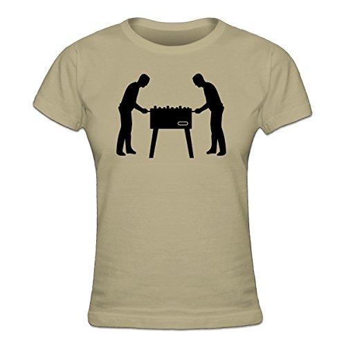 Shirtcity Tischkicker Frauen T-Shirt by