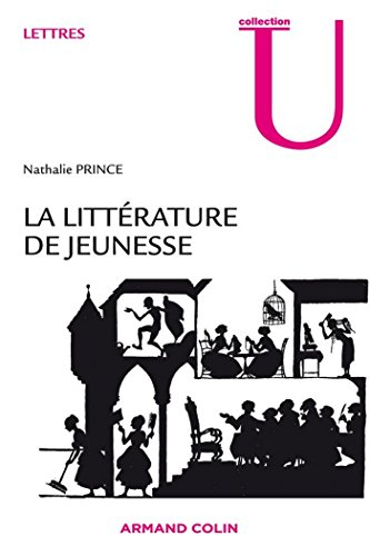 La littérature de jeunesse (Collection U) par Nathalie Prince