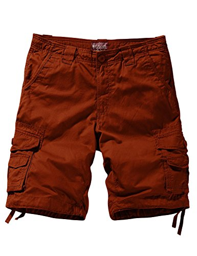 Match S3612 - Pantalones Cortos Cargo HombrePiedra