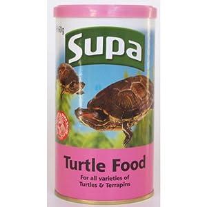 Supa Turtle Terrapin Food Super 60g by Supa