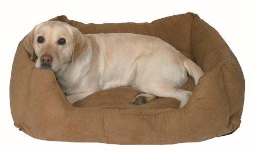Artikelbild: Trixie 36621 Jacky Bett, 70 × 70 cm, hellbraun