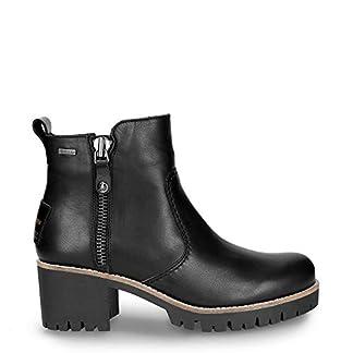 Panama Jack Women's Boots Pauline GTX B1 Napa Negro/Black 12
