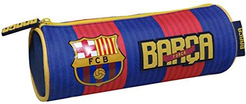 C Y P PT-675-BC FC Barcelona Estuches, 22 cm, Multicolor