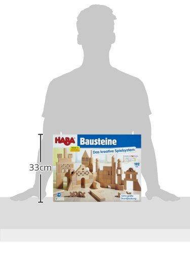 HABA Basisbausteine – extra große Grundpackung - 6