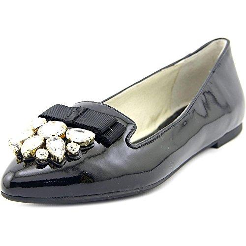 Michael Michael Kors Felicity Flat Donna US 10 Nero Ballerine