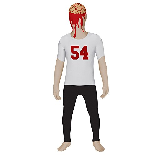 y - Morphsuits für Kinder - childerns Kostüm - Large - Alter 10-12 (137-152cm) (Halloween Morphsuits Kids)