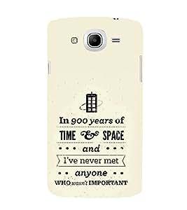 FUSON Time And Space 3D Hard Polycarbonate Designer Back Case Cover for Samsung Galaxy Mega 5.8 I9150 :: Samsung Galaxy Mega Duos 5.8 I9152