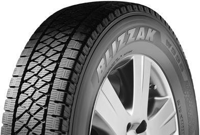 Bridgestone Blizzak W995 Multicell Winter Snow Pneu