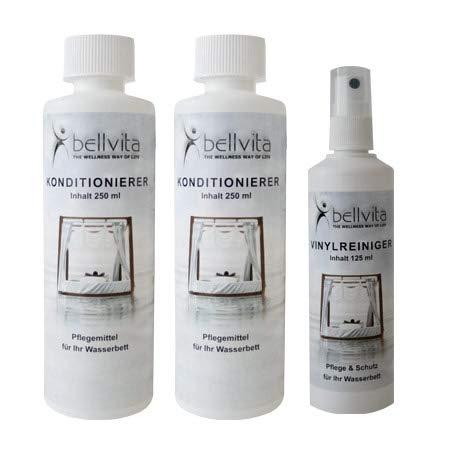 bellvita Original Pflegeset für Wasserbetten