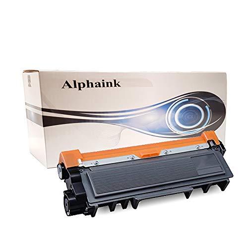 Alphaink AI-PFTN2320 Toner PATENTATO Compatibile per Brother TN2320-TN2310 HL: L2300D, L2340DW, L2360DN, L2365DW DCP: L2500D, L2520DW, L2540DN, L2560DW MFC: L2740 2600 copie al 5% di copertura
