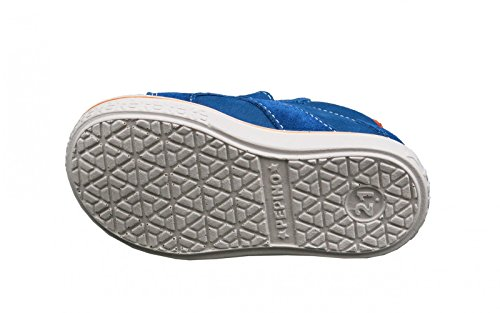 Ricosta Laif, Baskets Basses Fille Blau
