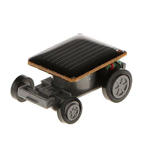 Mini-Voiture De l'engerie Solarie Gadget Scientifique Pour Enfant Education Jouet D'enfant Voiture Course Vehicule Jeux Cadeau