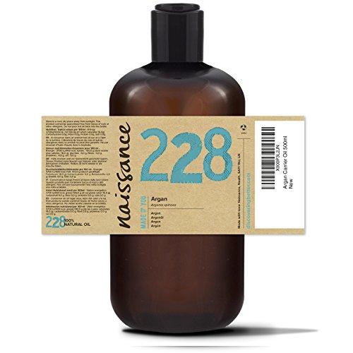 Naissance-Cold-Pressed-Moroccan-Argan-Oil-500ml-Anti-Ageing-Antioxidant-Vegan-No-GMO-Natural-Treatment-for-Face-Hair-Skin-Beard-Cuticles