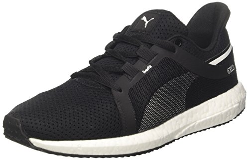 Puma Damen Mega NRGY Turbo 2 WNS Cross-Trainer, Schwarz Black White, 40 EU