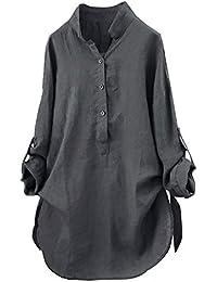 022473625a33 Amazon.es: Ropa De Mujer Barata De Marca - 3XL / Blusas y camisas ...