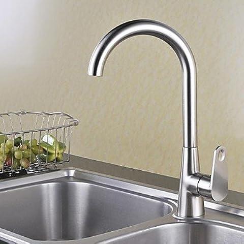 Furesnts casa moderna Rubinetteria per bagni e cucine in nichel