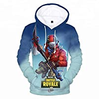 Fortnite Sweatshirt Colorful Hoodies
